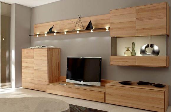 电视墙设计图
