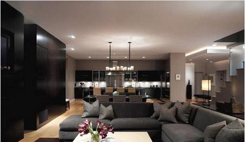 客厅装修效果图 2012年客厅装饰流行指南
