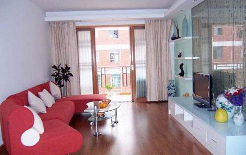 优雅的三室一厅装修设计