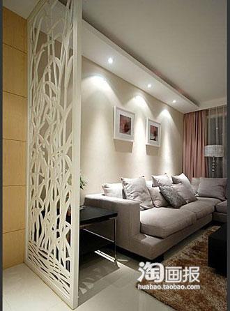 95平米时尚婚房装修设计