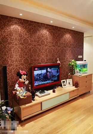 清新的两居室装修效果图 花点心思就很美