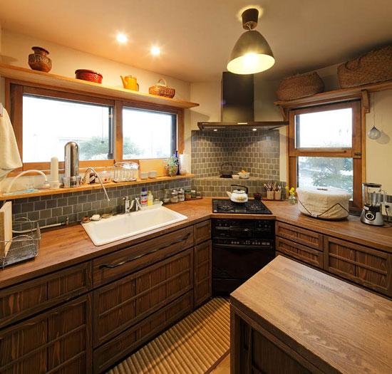 2013厨房装修效果图赏析