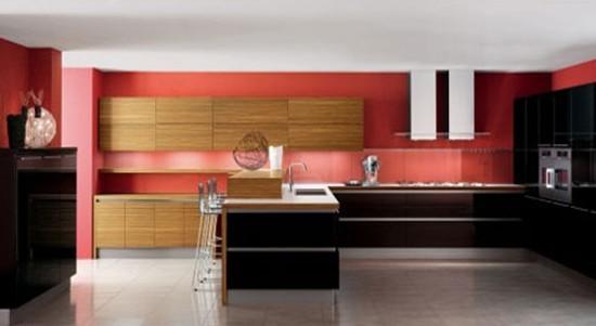 2014年整体厨房装修效果图大全 11款大气厨房让人倍儿爽