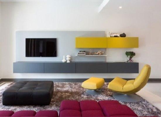 电视墙装修设计